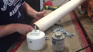 How to make a hog pipe part 1