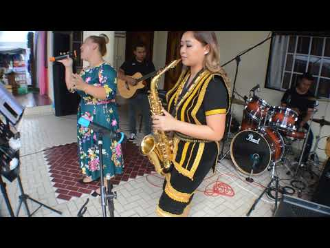 Ini janjiku cover by Ranau Busker for wedding ceremony at kg. Kandawayon 30/06/2018