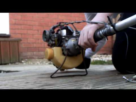 Build Your Own Drill Spin Starter For Your Lawnmower G