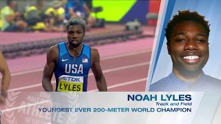 2019 Team USA Awards, presented by Dow | Olympic & Paralympic Male Athletes of the Year