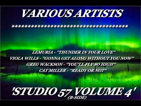 VARIOUS ARTISTS ''STUDIO 57. VOLUME. 4'' (B SIDE)(1984)