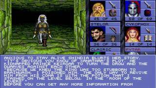 Eye of the Beholder, Amiga - Part 33: Return of the Prince - Ain