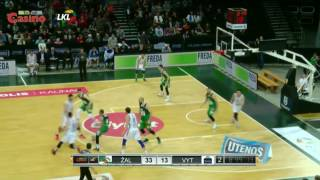Video thumbnail of Isaiah Hartenstein