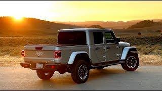 Jeep Wrangler Gladiator - Informe - Matías Antico - TN Autos