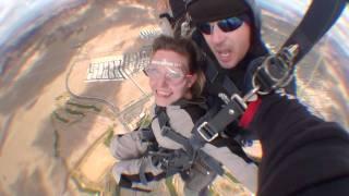 SLV Daily Video Nov 21, 2011 - Skydive Las Vegas