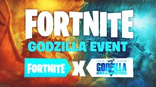 LIVE EVENT! GODZILLA BRICHT JETZT AUS?!! 😱 POLAR PEAK EVENT + GEWINNSPIEL | Fortnite X Godzilla