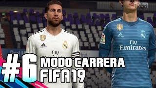 FIFA 19 Modo Carrera | BLANCA NAVIDAD - Episodio 6