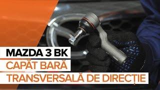 Întreținere Mazda 3 bk - tutoriale video gratuit