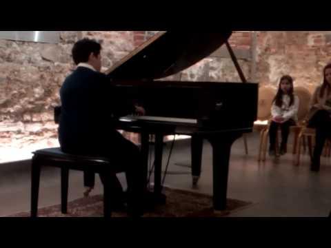 Al. Tansman (Promenade and Repos)- Διαγωνισμός Πιάνου 2017- Αλεξόπουλος Ηρ.
