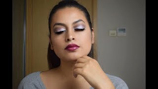 For all Purple lovers | Makeup Tutorial