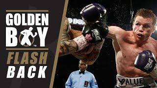 Golden Boy Flashback: Canelo Alvarez vs Miguel Cotto (FULL FIGHT)