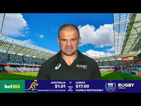 Can new-look Wallabies beat Samoa?