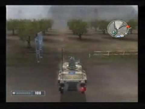Fun things to do in Mercenaries: Playground of Destruction