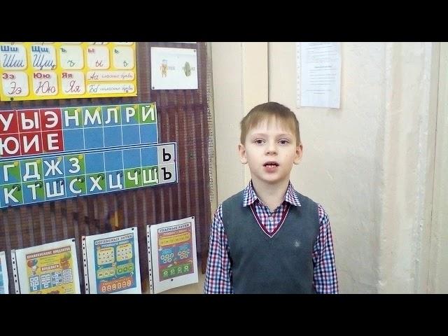 Изображение предпросмотра прочтения – МихаилФедянин читает произведение «Считалка» (Русский фольклор )