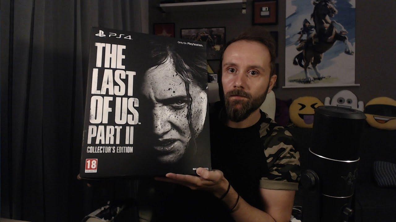 Ο μεγαλύτερος μας ΔΙΑΓΩΝΙΣΜΟΣ   The Last of Us Part II Collector's Edition