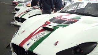 #MaseratiTrofeo 2014 - Round 2 - Hungaroring