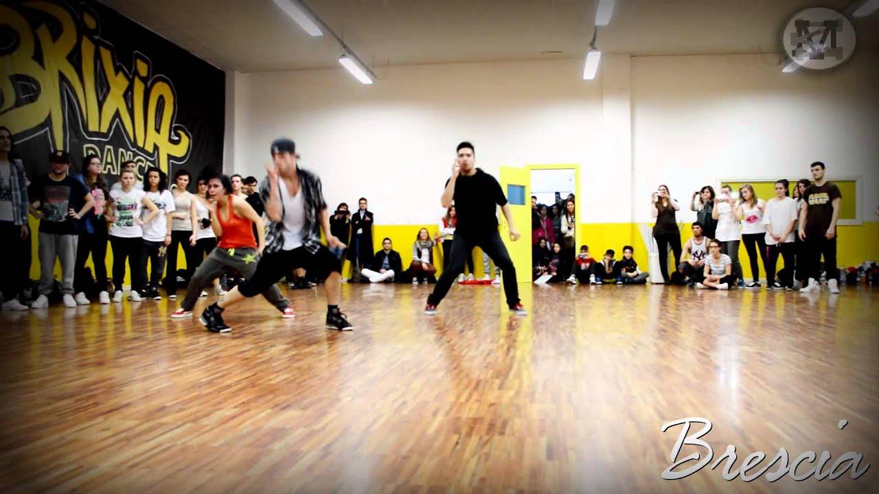 Misha Gabriel Dancing