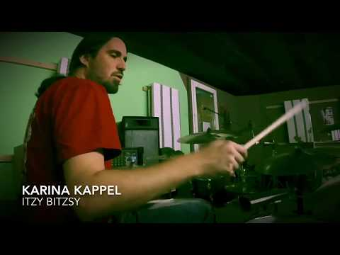 Free Download Karina Kappel/itzy Bitzy/drum Cover By Flob234 Mp3 dan Mp4