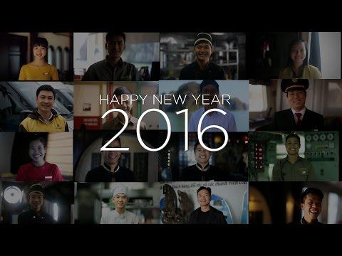 [Indochina Junk Halong Bay cruise] 2016 Customer Thank You Video