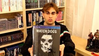 WATCH DOGS - Unboxing Limited Edition!
