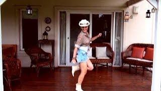 Кантри Танец Slapping Leather
