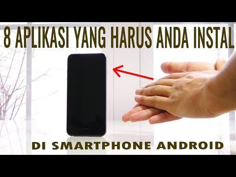 8 Aplikasi Keren yang Harus Kalian Download di SmartPhone Android - Tips Teknoologi Mp3