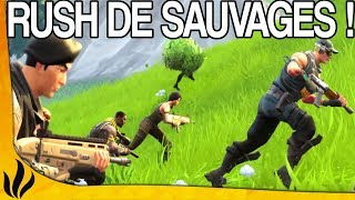 ON LANCE AVEC 2 SQUADS & ON RUSH COMME DES SAUVAGES [50C50] ! (Fortnite: Battle Royale)