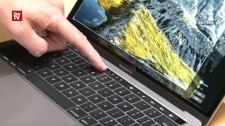 Apple revamps MacBook Pro