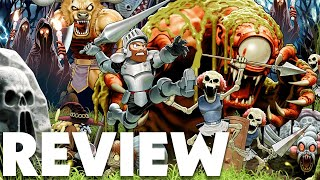 Ghosts 'n Goblins Resurrection Review - Death is Inevitable (Video Game Video Review)