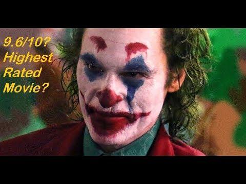 Joker Movie : Highest rated movie on IMDB?