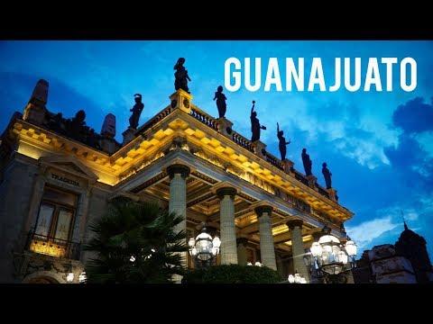 Paseo por Guanajuato en el grito de independencia, 15 y 16 de septiembre   El Andariego