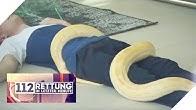 XXL Würgeschlange: Warum ist der Junge bewusstlos?   112 - Rettung in letzter Minute   SAT.1 TV