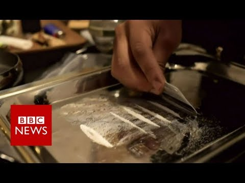The deadly truth of new drugs cocktail - BBC News