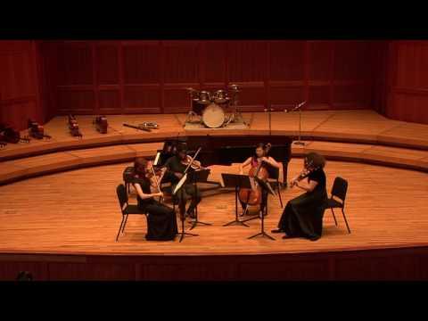 """A. Dvorak - """"American"""" Quartet, Op. 96, I. Allegro ma non troppo"""