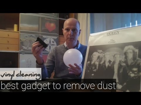 4 GADGETS TO REMOVE DUST FROM RECORDS - Vinyl Community