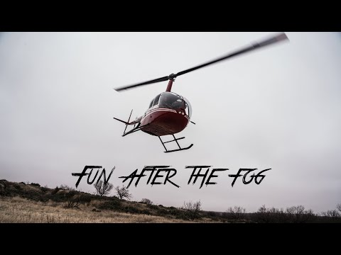 Brian's Helicopter Hog Hunt With Pork Choppers Aviation