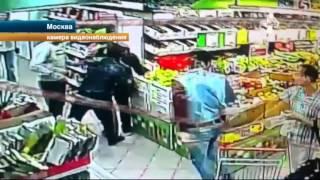 Мужчину жестоко избили в магазине 'Пятерочка'