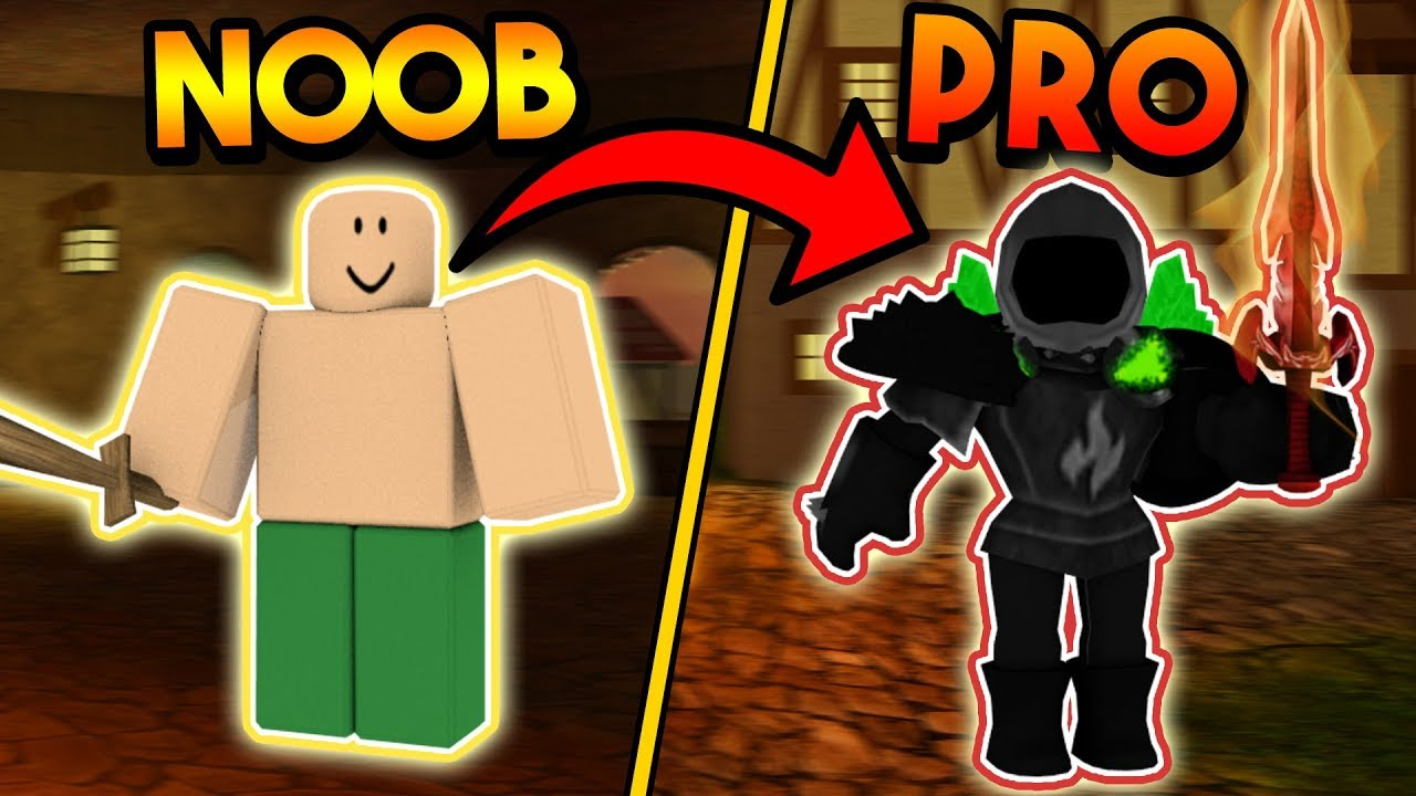 Noob To Pro Tutorial Beginners Guide Roblox Dungeon Quest