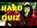 Money Heist Very Difficult Quiz! - La Casa De Papel Trivia Quiz