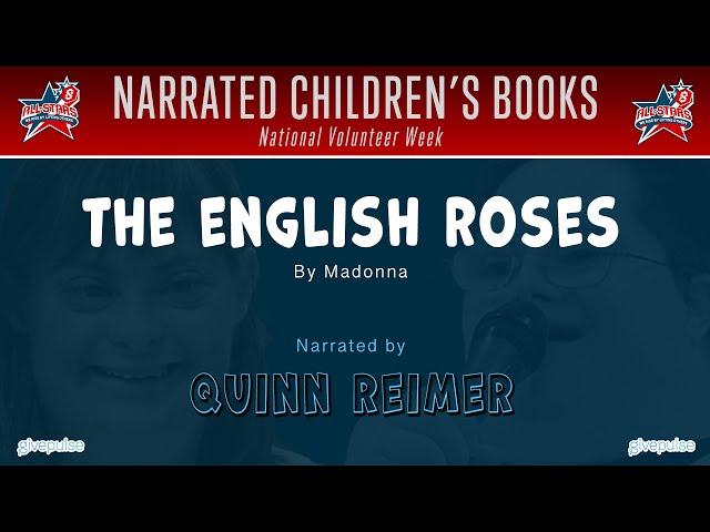 The English Roses narrated by Quinn Reimer