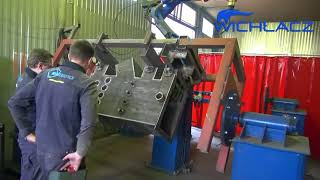 видео Производство котлов отопления