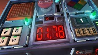 Ich muss in VR eine BOMBE entschärfen!