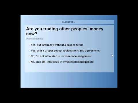 GreenTraderTax Webinar: Best Entities for Traders and Investment Management