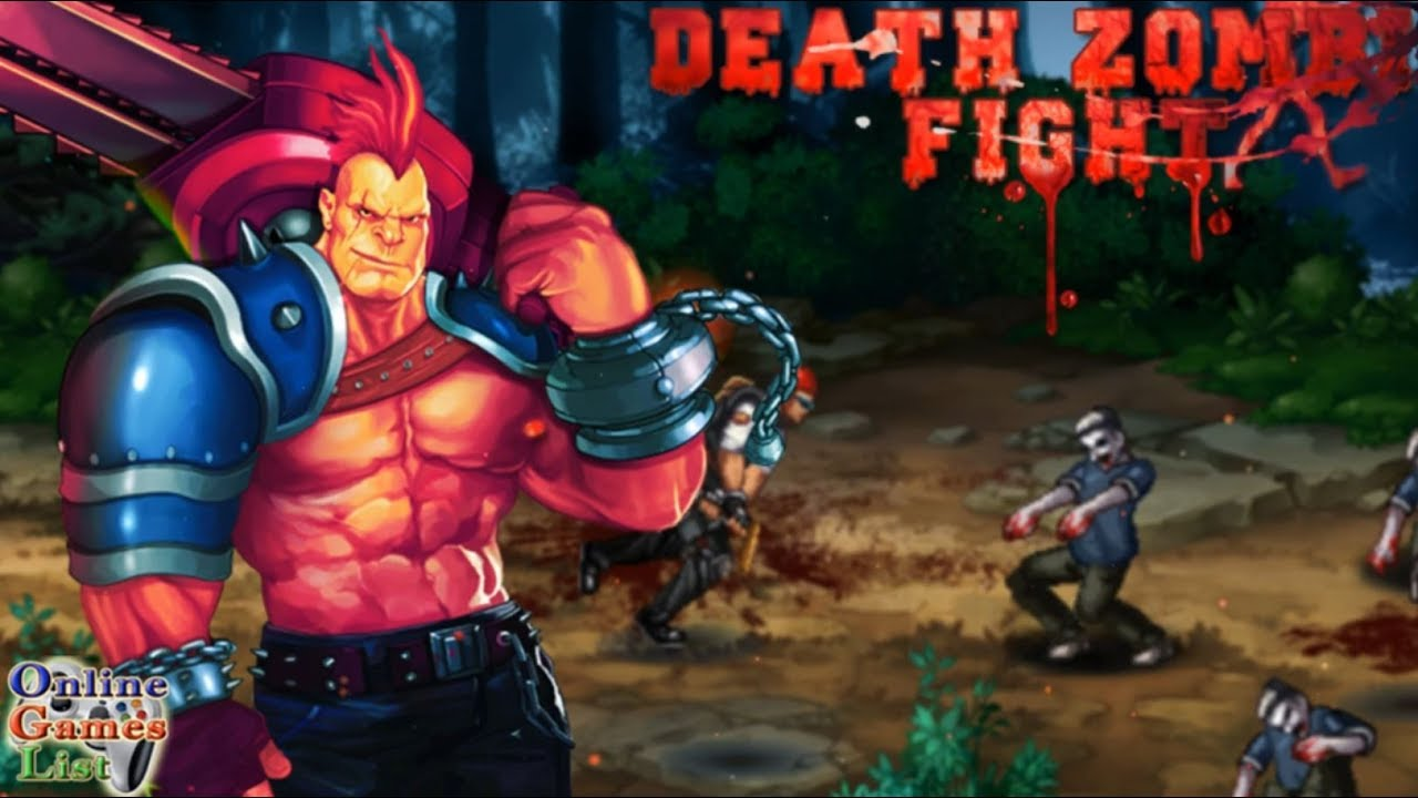 Death Zombie Fight Android Gameplay HD
