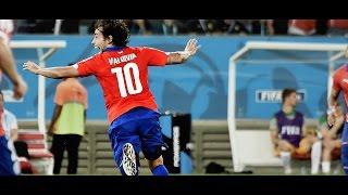 Jorge Valdivia - Selección Chilena - Por siempre Mago.