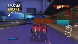[Xbox 360] Hot Wheels: Beat That! - Inferno: Bedroom Tournament - Speed Bump