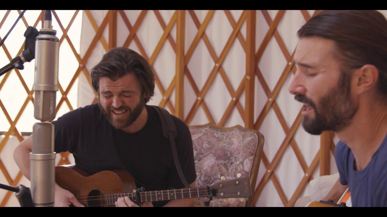Brandon Jenner Face The World Yurt Sessions Youtube