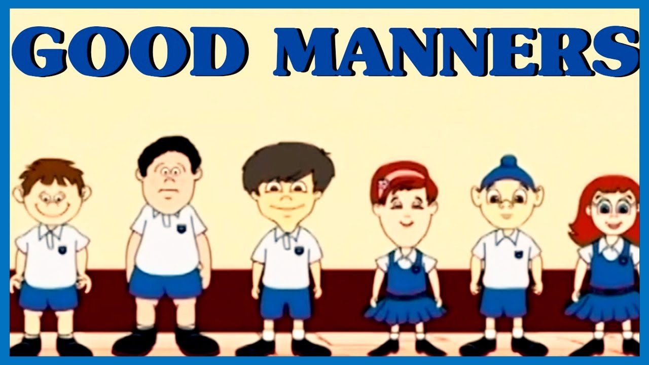 Daily Activities For Kids | Good Habits And Manners For ...