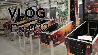 Pinball is back! Big Lebowski Factory Tour