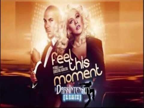 Pitbull ft Christina Aguilera  Feel This Moment Dark Intensity Club Remix